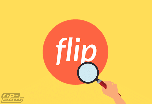 review aplikasi flip id