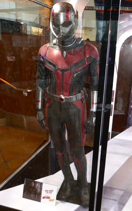 Paul Rudd Ant-Man and the Wasp movie costume