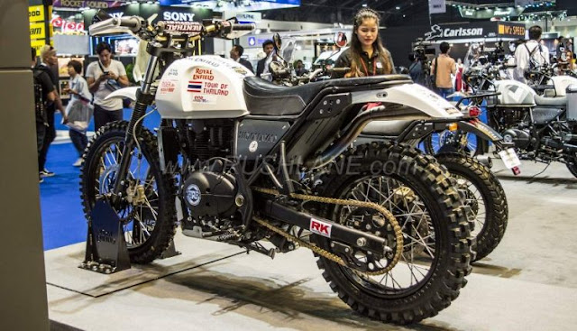 Royal Enfield Himalayan Off Road
