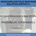 PENGAMBILAN POLIS BANTUAN MALAYSIA AIRPORTS DI KOTA KINABALU