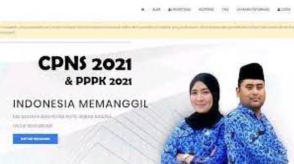 Jadwal Pendaftaran dаn Formasi CPNS 2021