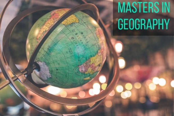 Geography Master