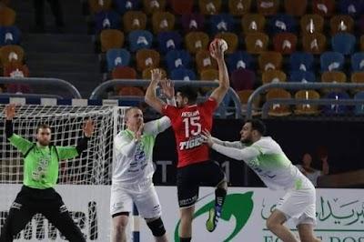 مصر تتعادل  مع سلوفينيا وتتأهل لربع نهائي مونديال اليد