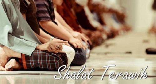 Bacaan Doa Tarawih Dan Witir Lengkap Dengan Artinya