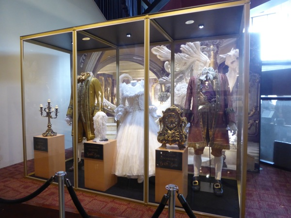 Disney Beauty and the Beast film costumes