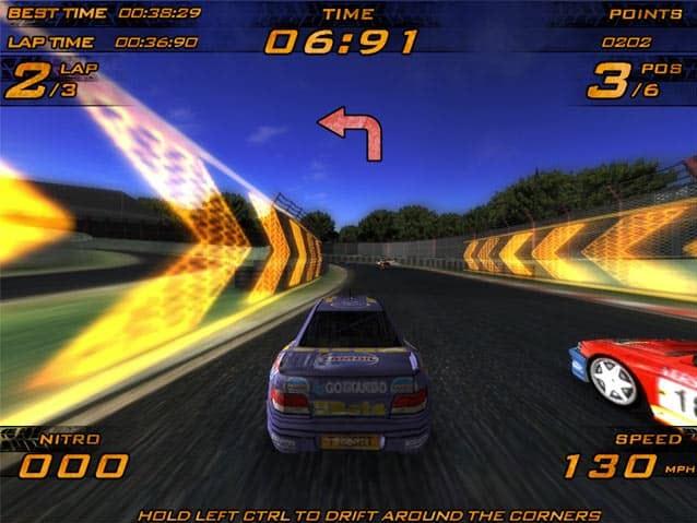 تحميل لعبة سباق سيارات السرعة للحاسوب