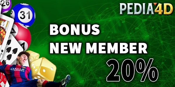 Bonus Member Pedia4D