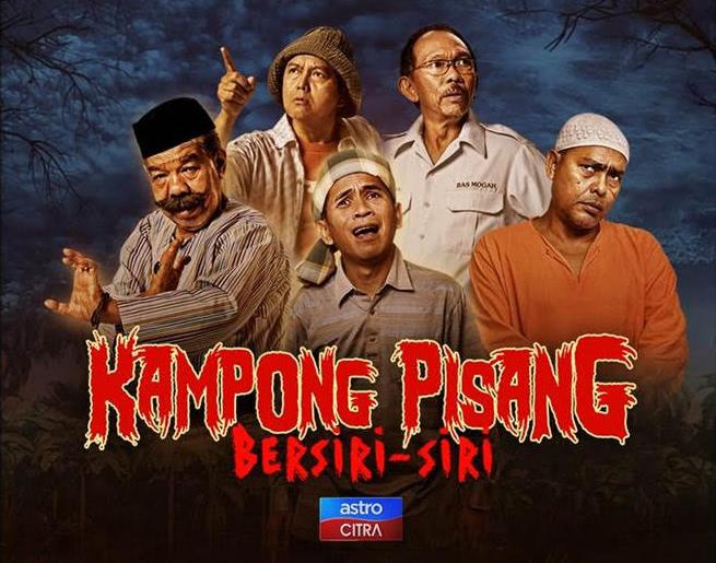 Kampung Pisang Bersiri-Siri Episod 2