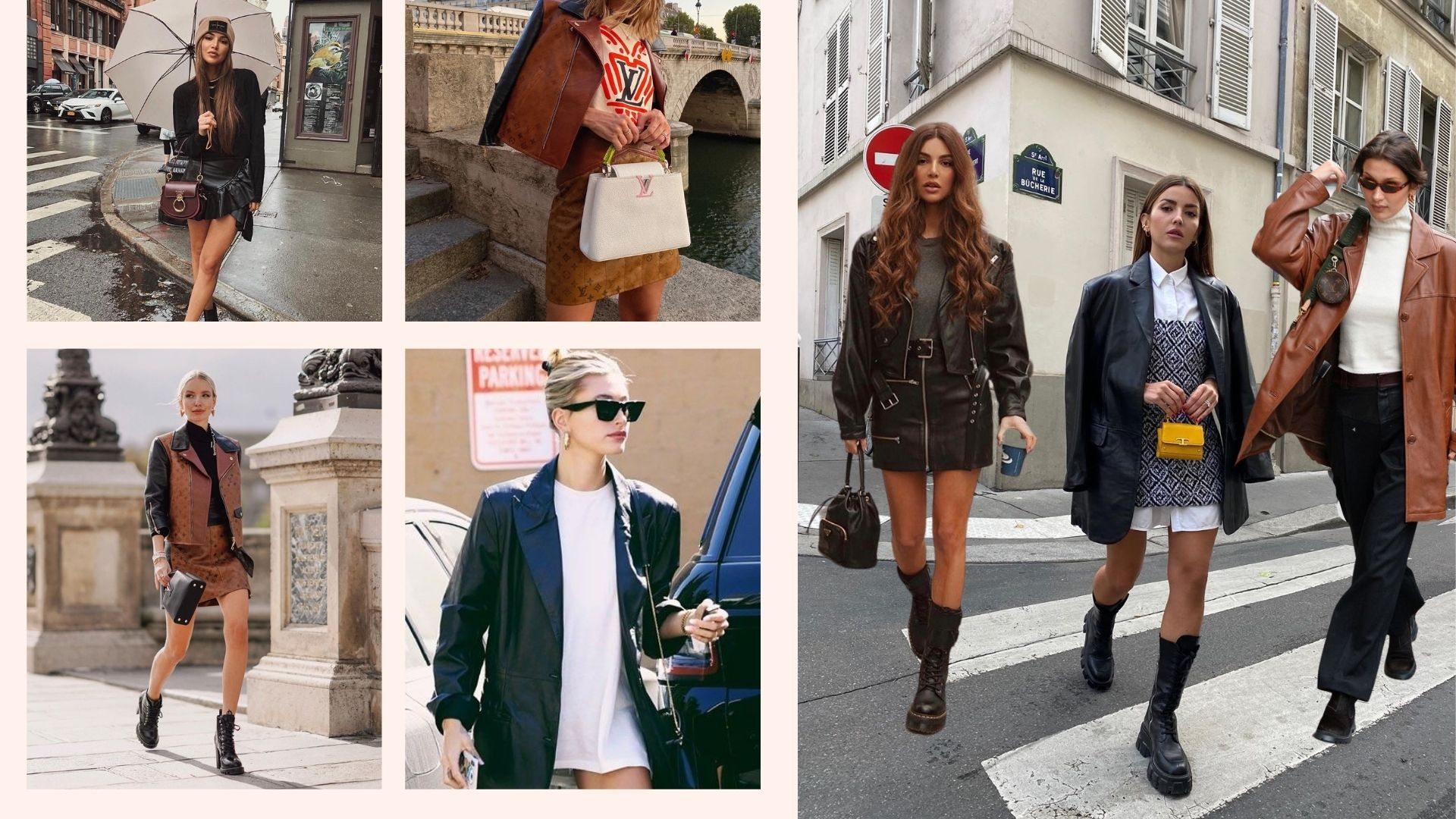 Leather Fall Trend 2020
