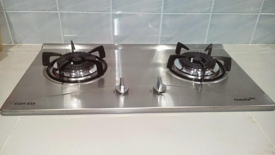 Dapur Masak Kaca Desainrumahid