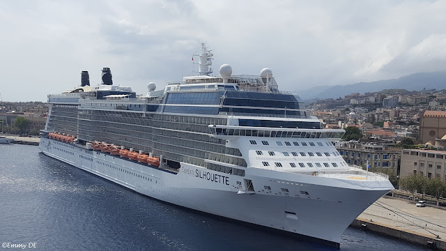 Celebrity Silhouette in Messina ~ Sicily ~ Italy by ©Emmy DE