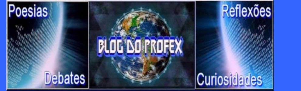 BLOG DE POESIAS DO PROFEX