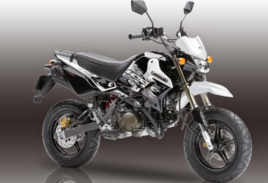 Motor Kawasaki KSR110