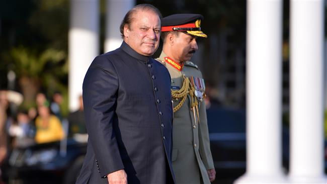 Pakistani Prime Minister Nawaz Sharif resigns after disqualification by Supreme Court