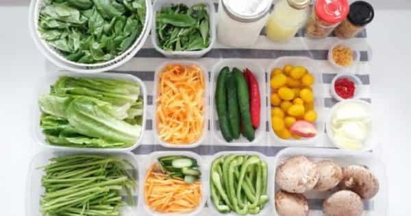 Cara Menyimpan Sayuran di Kulkas Agar Tak Cepat Busuk