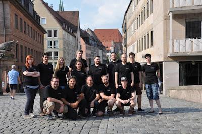 Das Playata-Team