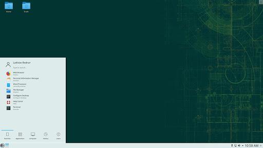 Distro linux openSUSE (sumber foto:wikipedia)