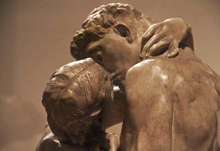 Auguste Rodin - Paolo e Francesca
