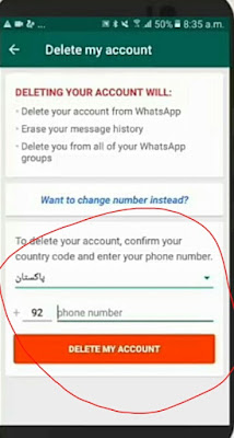 How To Unblock Yourself From Whatsapp