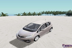 Honda Jazz Fit GTA San Andreas