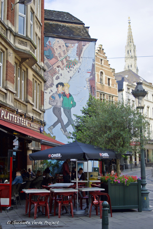Broussaille - Bruselas por El Guisante Verde Project