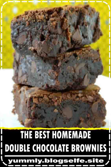 I adore love brownies. They are likely my most loved chocolaty dessert. I have attempted innumerable brownie formulas and I never discovered one tha…