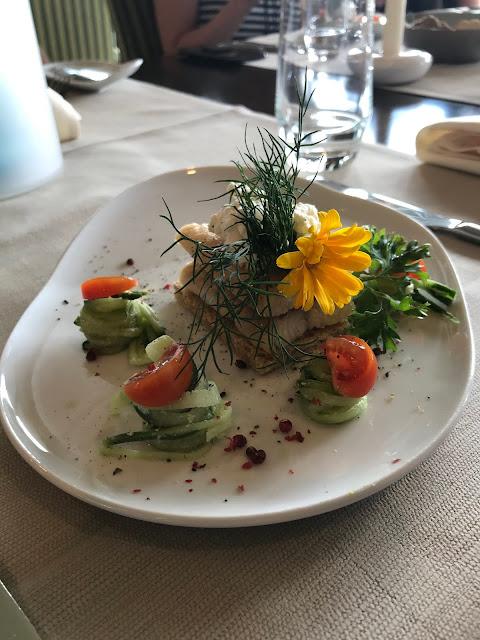 Essen im Bio Seehotel Zeulenroda