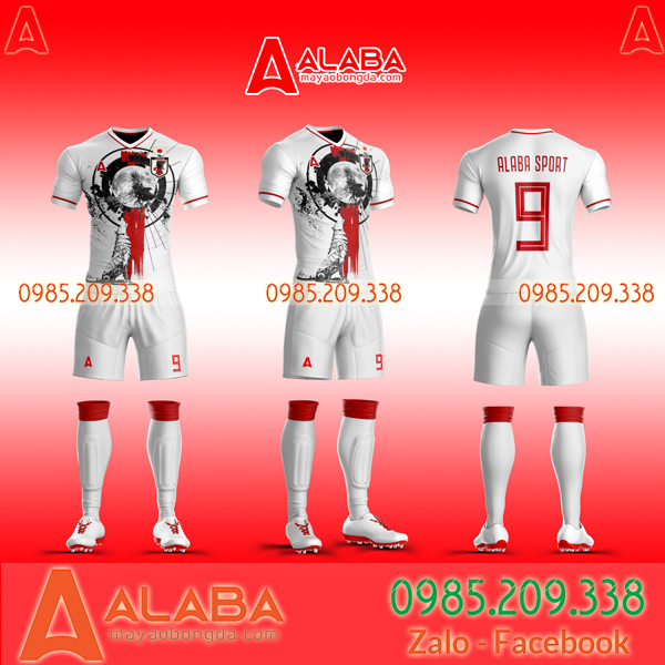 Quần áo bóng đá đội tuyển Nhật