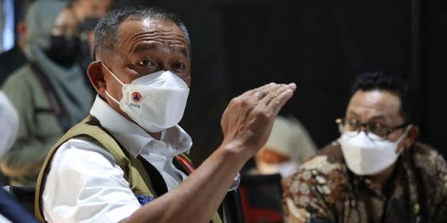 Kasatgas Covid-19 Kerahkan 452.846 Personel Perkuat Disiplin Prokes Di Daerah PPKM Mikro Luar Jawa-Bali