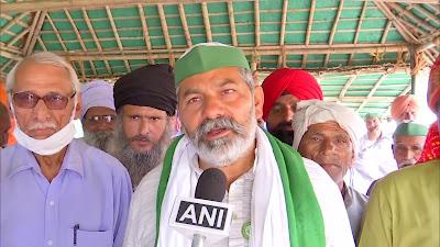 Rakesh Tikait का दावा है कि किसानों को बदनाम करने के लिए BJP ने Punjab के BJP MLA Arun Narang की Lynching की