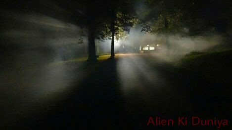 वह मनहूस रात : Mystery of Alien