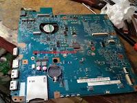 Perbaiki Laptop Acer Aspire 4752 / 4750 Dengan Kasus Permasalahan Hidup Tidak Nampil (No.Display)