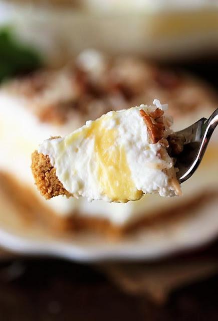 Bite of Coconut Cream Yum Yum Image