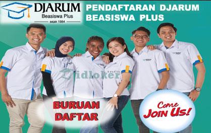 Beasiswa Djarum 2019