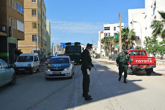 ضبط أزيد من 60 مخالفا للحجر خلال يومي العيد بالشلف