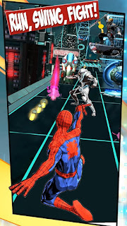 Download Game Spiderman for Android APK OFFLINE