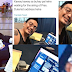 Joseph Morong trends after he accidentally shares embarrasing selfie
