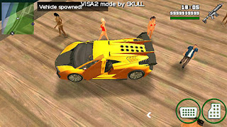 Grand theft auto 5: Visa 2 Apk Mod Full Mod For Android