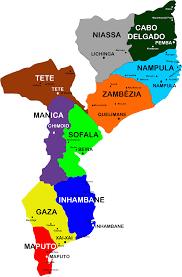 Geologia e Morfologia de Moçambique