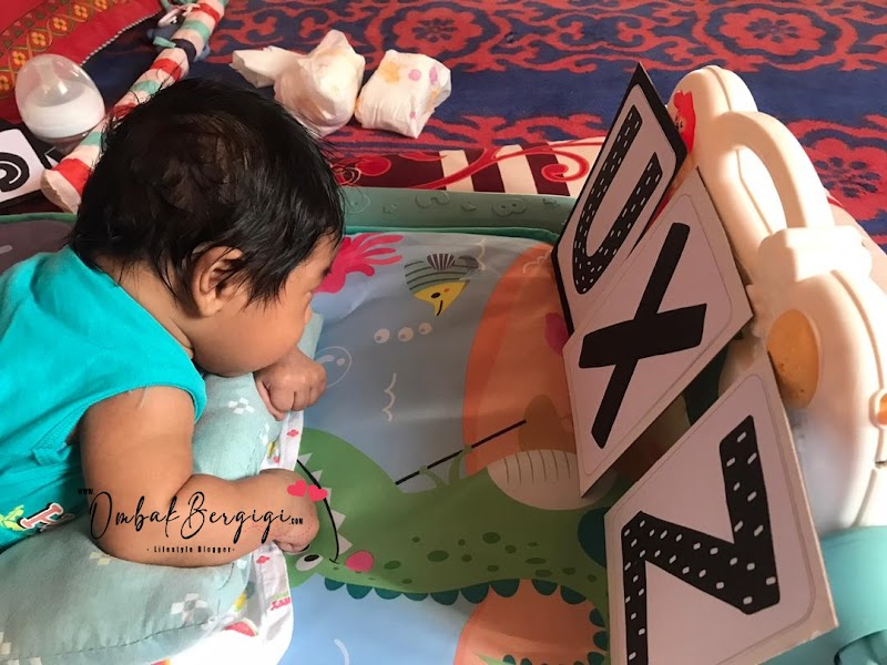 Diari Ibu : Salah Ke Push Anak Sendiri Daripada Kecil?