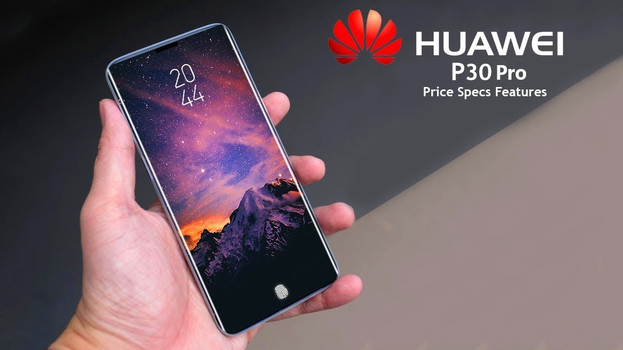 huawei p30 pro price in india