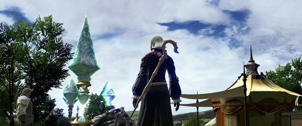 13 Minute Final Fantasy XIV: A Realm Reborn Trailer