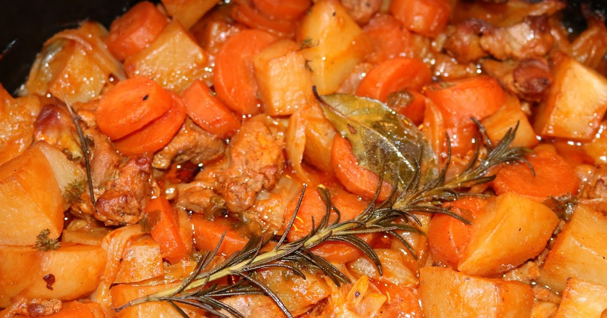 Jibberjabberuk slow cooker navarin of lamb for Navarin recipe