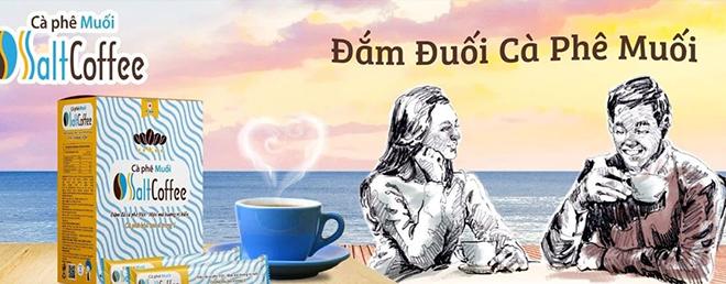 Cà phê muối SaltCoffee - Đậm đà cà phê Việt, mặn mà hương vị biển