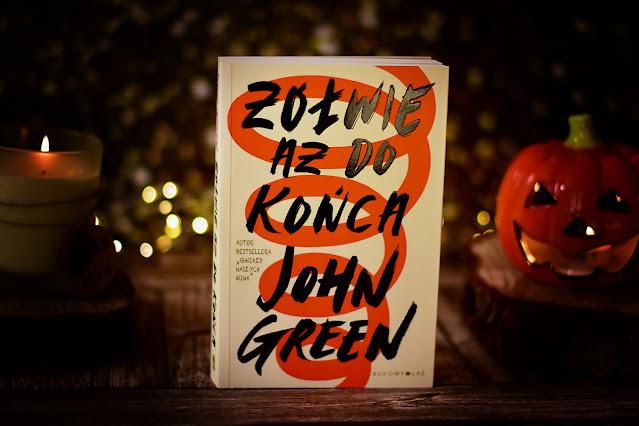 """John Green - """"Żółwie aż do końca"""""""
