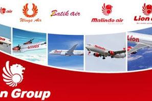 Lowongan Lion Air Group Pekanbaru Januari 2019