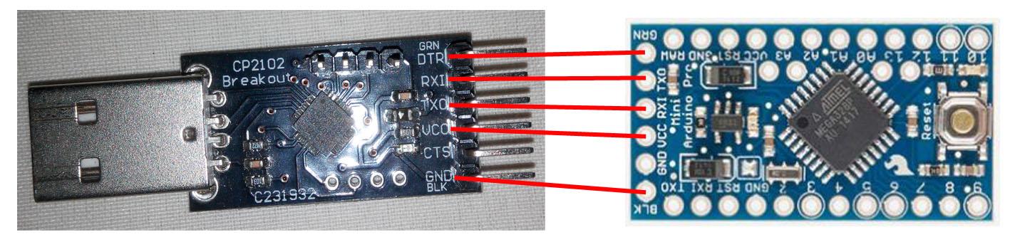 Mengirim program arduino secara wireless menggunakan