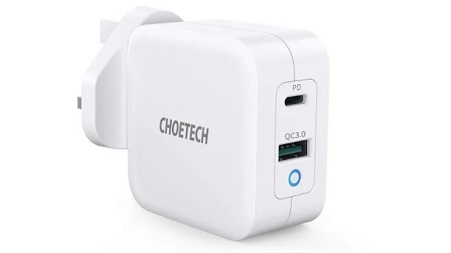 2. Choetech PD 65W Charger