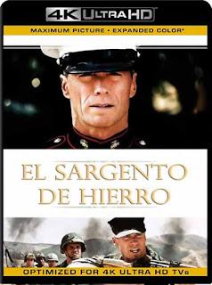El Sargento de Hierro (1986) 4K 2160p UHD [HDR] Latino [GoogleDrive]