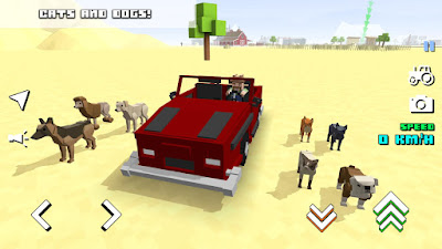 لعبة Blocky Farm مهكرة مدفوعة, تحميل APK Blocky Farm, لعبة Blocky Farm مهكرة جاهزة للاندرويد, Blocky Farm apk mod